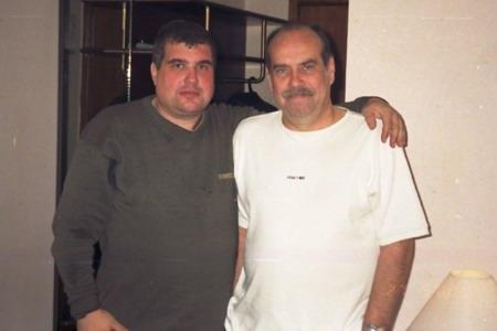 Евгений Гиршев и Николай Тюханов