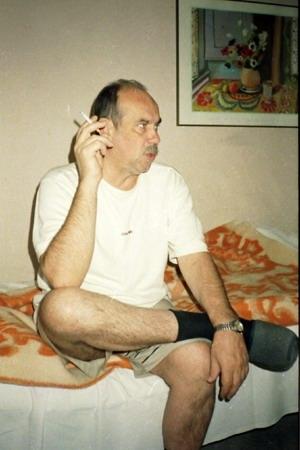 Николай Тюханов