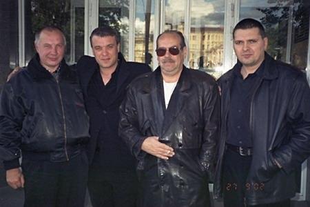 Владимир Окунев, Александр Дюмин, Николай Тюханов, Александр Звинцов