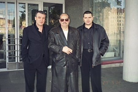 Александр Дюмин, Николай Тюханов, Александр Звинцов