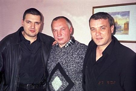 Александр Звинцов, Владимир Окунев, Александр Дюмин