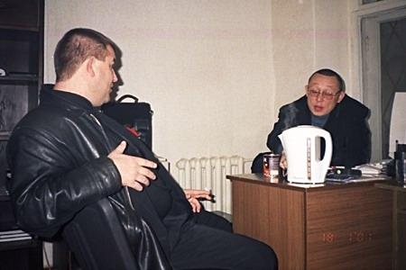 Юрий Кацап и Андрей Климнюк