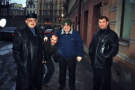 Андрей Климнюк, Юрий Антонов, Евгений Гиршев, Юрий Кацап
