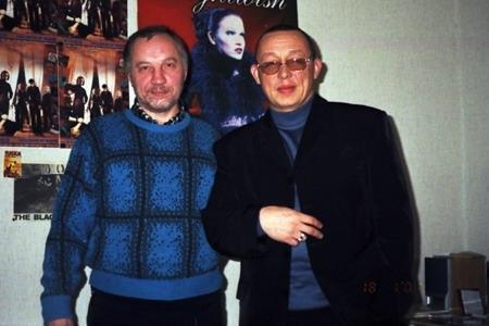 Владимир Окунев и Андрей Климнюк