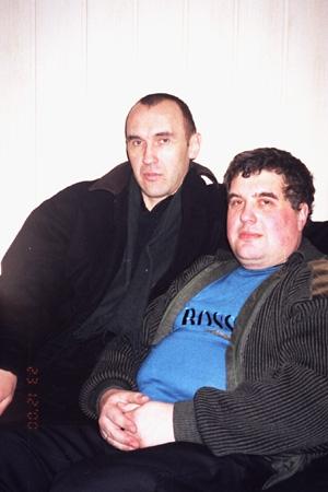 Ильдар Южный и Евгений Гиршев