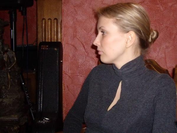 Алёна Пономарёва