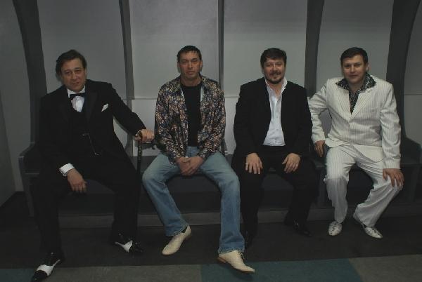 Игорь Буржуй, Евгений Алтайский, Владимир Стольный, Юрий Белоусов