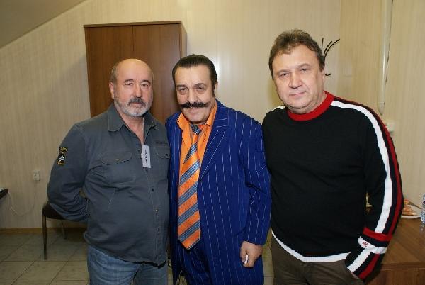 Владимир Асмолов, Вилли Токарев и Анатолий Полотно