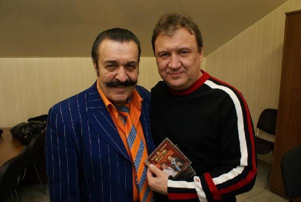 Вилли Токарев и Анатолий Полотно