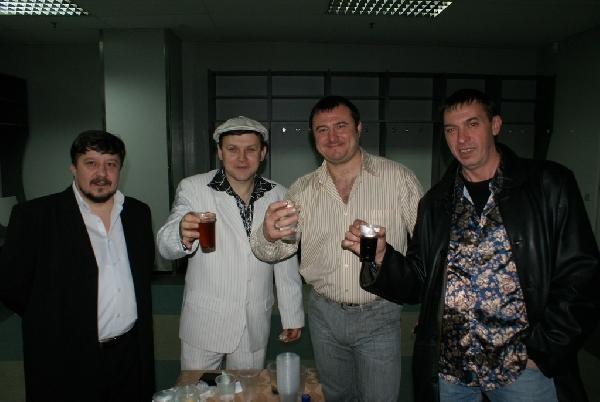 Владимир Стольный, Юрий Белоусов, Руслан Казанцев, Евгений Алтайский
