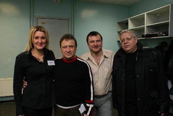 Светлана Питерская, Анатолий Полотно, Руслан Казанцев, Геннадий Жаров