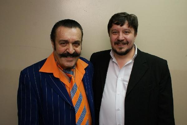 Вилли Иванович Токарев и Владимир Стольный