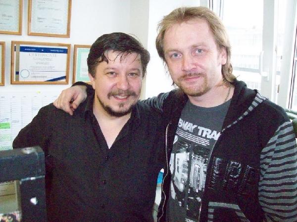 с Владимиром Шишовым