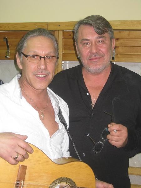 Андрей Егоров и Владислав Медяник