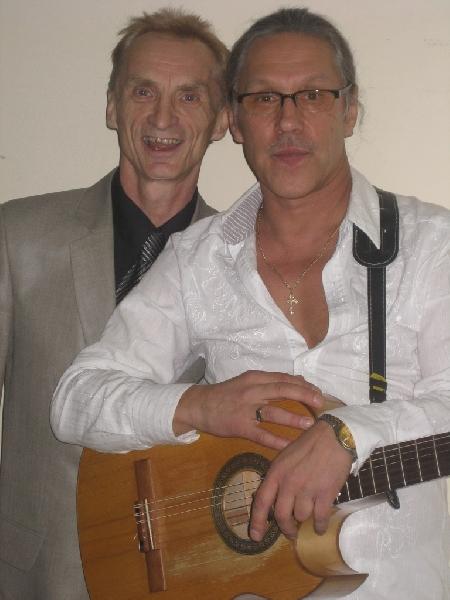 Виктор Смирнов и Андрей Егоров