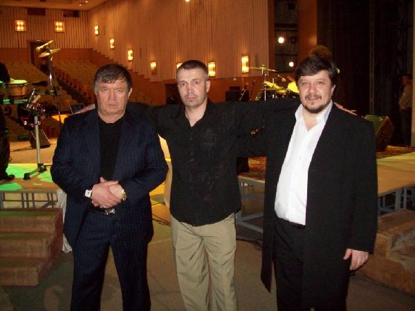 Сергей Чернышёв, Данила Краснов, Владимир Стольный