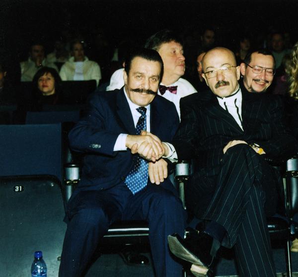 Вилли Токарев и Александр Розенбаум