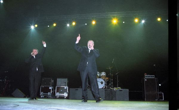 Владимир Жириновский и Александр Дюмин