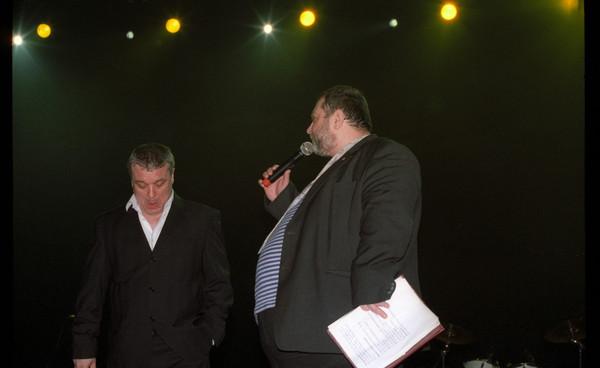 Александр Дюмин и Владимир Заморочинский