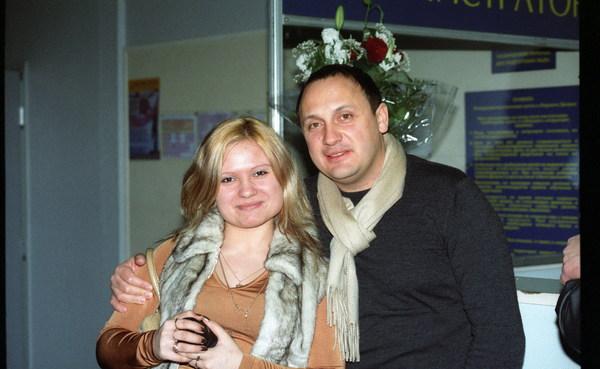 Стас Михайлов и Галя Гиршева