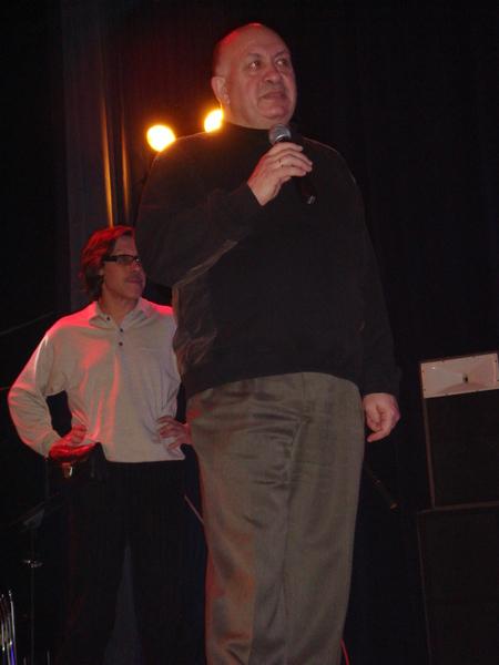 Зиновий Бельский и Андрей Егоров