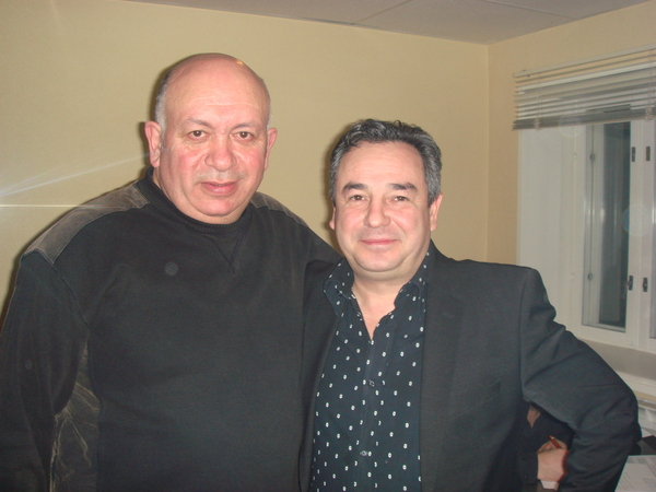 Зиновий Бельский и Федя Карманов