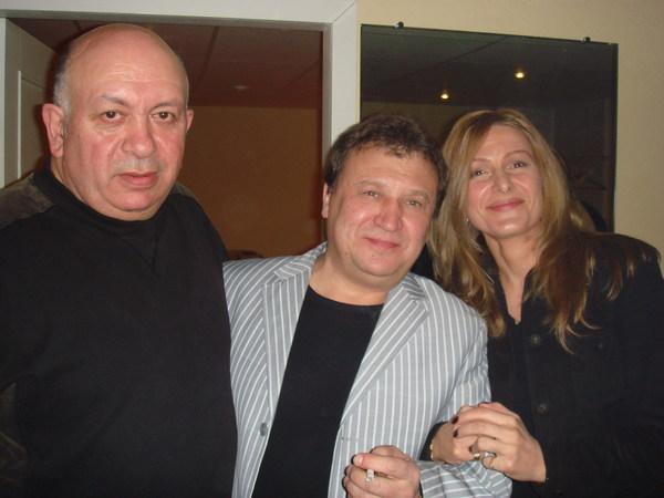 Зиновий Бельский, Анатолий Полотно, Елена Кантер