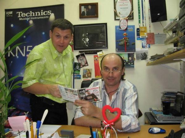 с Владом Зерницким