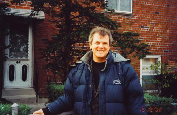Нью-Йорк, 2002 год