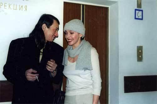 Татьяна Кабанова и Георгий Пицхелаури