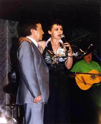 Юбилей С. И. Маклакова, 1999 год
