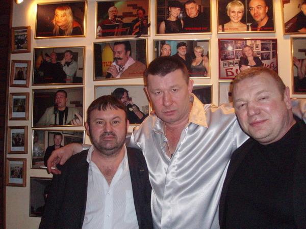 Алексей Созонов, Олег Протасов, Сергей Крымский