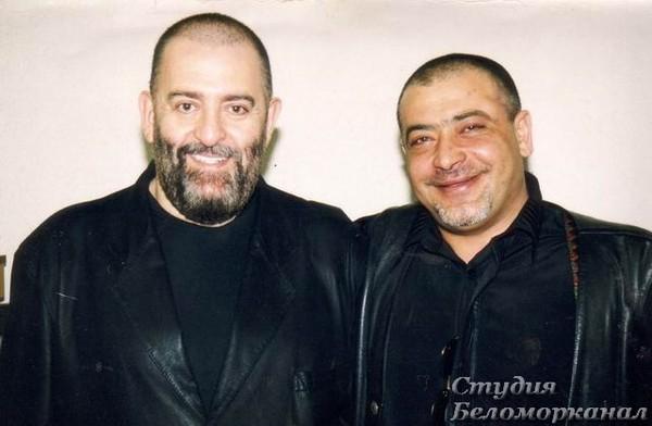 М. З. Шуфутинский и С. Арутюнян