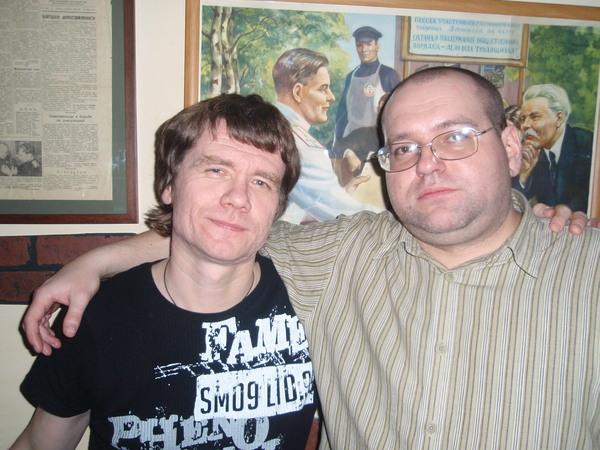 Владимир Лисицын и Дмитрий