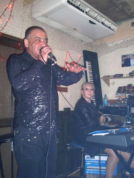 С. Арутюнян и С. Астахова