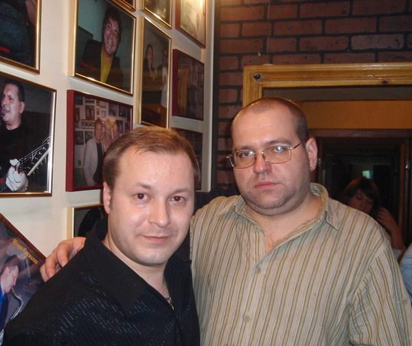 Виктор Петлюра и Дмитрий