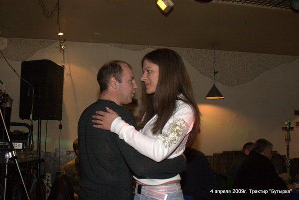 Марина Буданова (Лисицына) и Р. Жига