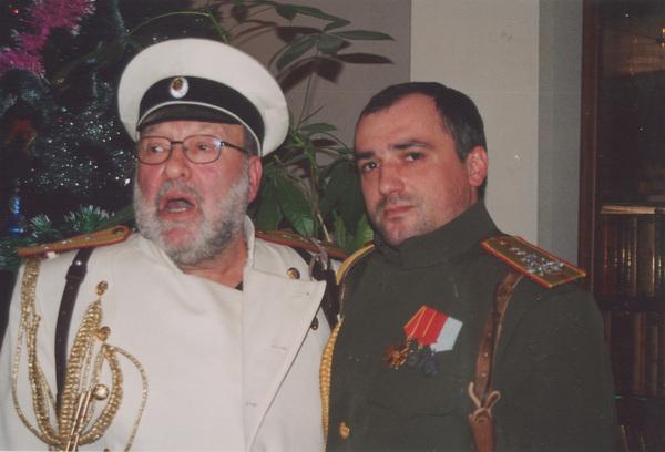 Михаил Гулько и Лев Штейнберг
