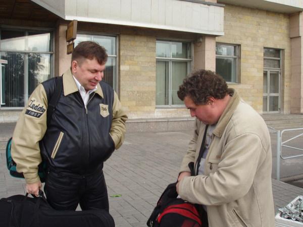 с Евгением Гиршевым
