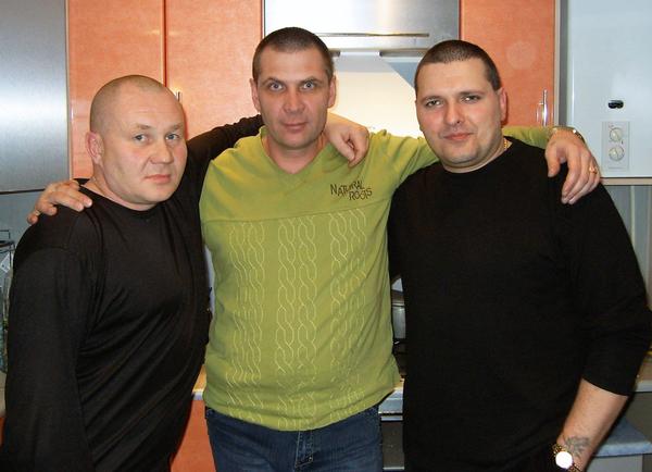 О. Симонов, О. Андрианов, А. Звинцов
