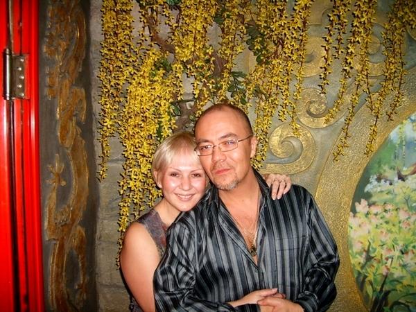 Светлана Астахова и Александр Черкасов