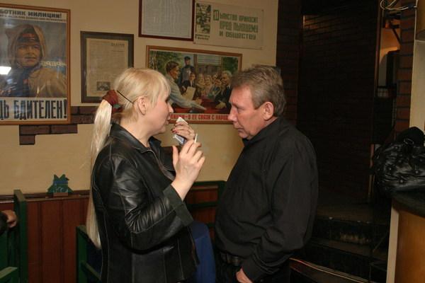 Михаил Грубов и Светлана Астахова