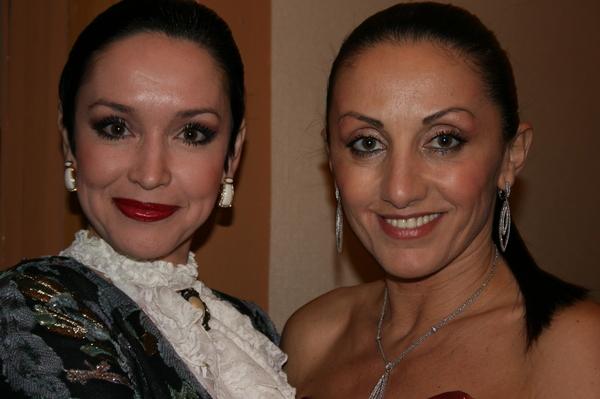 Афина и Анна Самохина