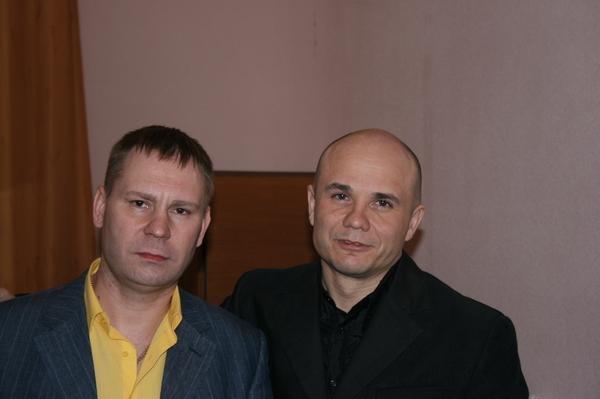 Александр Кузнецов и Алексей Стёпин
