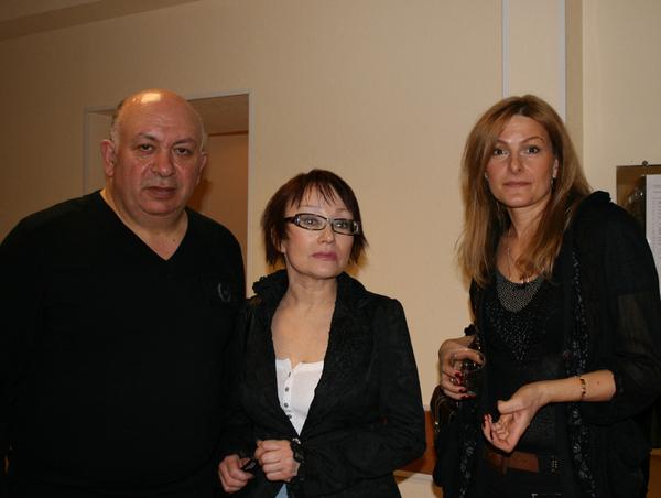 Зиновий Бельский, Кира Хабарова, Елена Кантер