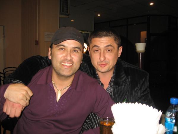 Сергей Гросс и Олег Шведов