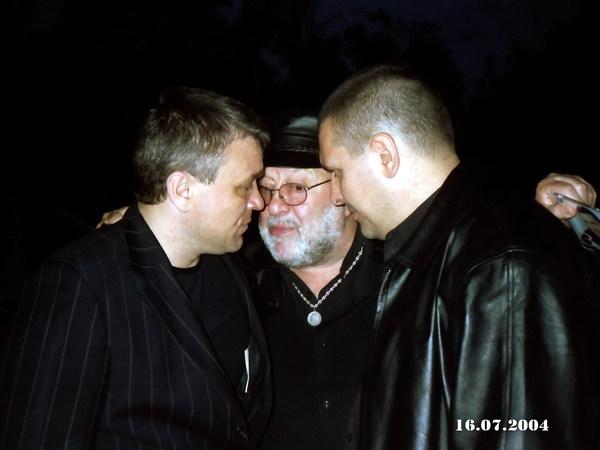 Александр Дюмин, Михаил Гулько и Александр Звинцов
