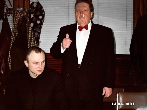 Николай Серафимович Резанов и Сергей Коржов