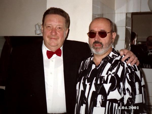 Николай Серафимович Резанов и Владимир Асмолов