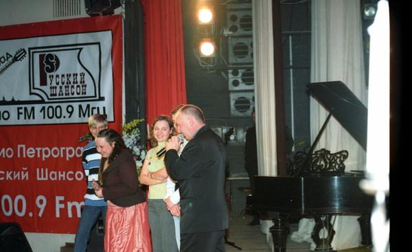 Сергей Погожев, Ирина Окунева, Оксана Булакова, Андрей Булаков и В. С. Окунев